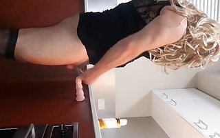 Ass to mouth with cum....