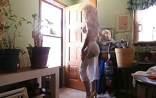 Joanie in White 3