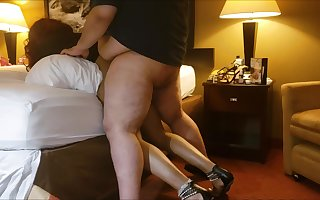 Indian CD getting Fucked in Motel room